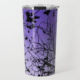 Violet sky Travel Mug