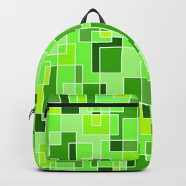Pixelated Camouflage Backpack