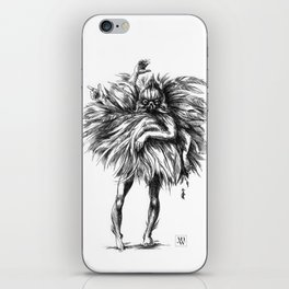 Dance Macabre iPhone Skin