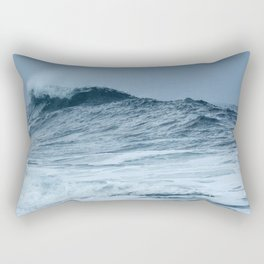 The Breaking Wave Rectangular Pillow