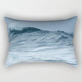 The Breaking Wave Rectangular Pillow