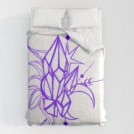 Celestial Cluster [purple] Comforters