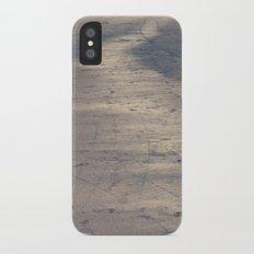 seaside sand iPhone X Slim Case