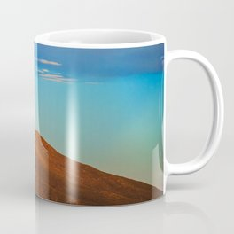 The Moonlit Red Hill Coffee Mug