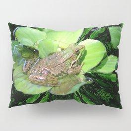 The Frog Pillow Sham