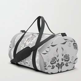 Paper butterfly Duffle Bag