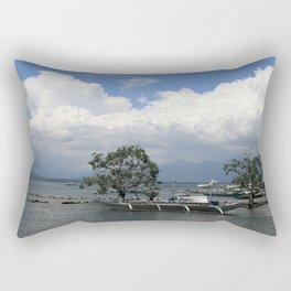 Puerto Princesa Rectangular Pillow