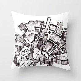 #10 – BOH Throw Pillow