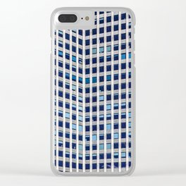 Bastion Clear iPhone Case