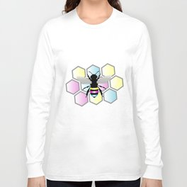 Pan Bee Long Sleeve T-shirt