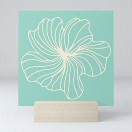 Hibiscus Mini Art Print