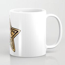 Deputy US Marshal Star Coffee Mug