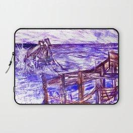 Stormy Brighton Laptop Sleeve