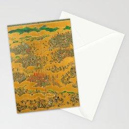 Siege of Osaka Castle Stationery Cards