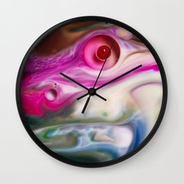 Go Your Own Way Wall Clock