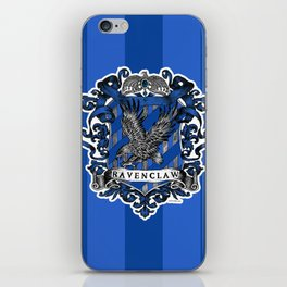 Ravenclaw Color iPhone Skin