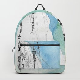 Young Wild & Free Backpack