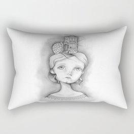 San Francisco, mon amour Rectangular Pillow