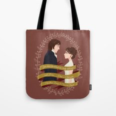 You bewitched me Tote Bag