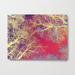 The Fairy Forest #2 Metal Print