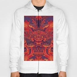 Red Bali Hoody