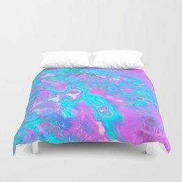 Pastel Hologram Duvet Cover