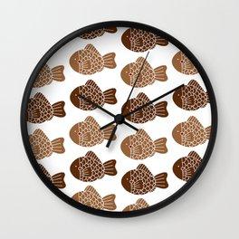 More taiyaki please! Wall Clock