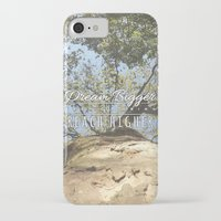 climbing iPhone & iPod Cases featuring KEEP CLIMBING by Aonair Designs