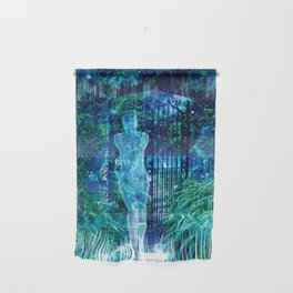 Blue Spirit Wall Hanging
