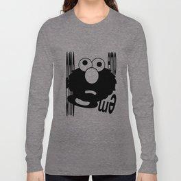 Emo Elmo Long Sleeve T-shirt