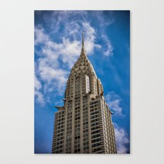 Chrysler Canvas Print