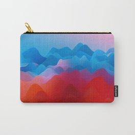 Wavey Hills Carry-All Pouch