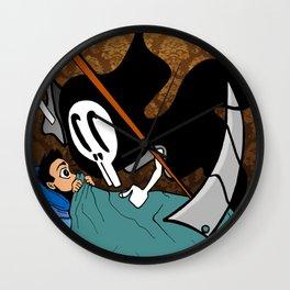 Sleep paralysis Wall Clock