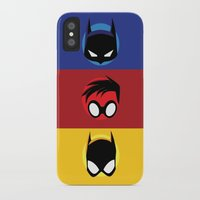 heroes of olympus iPhone & iPod Cases featuring Heroes by gallant designs