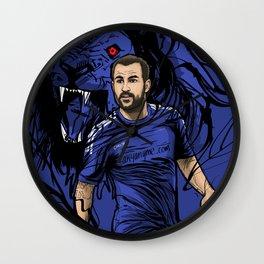Football Stars: Cesc Fabregas - Chelsea Wall Clock