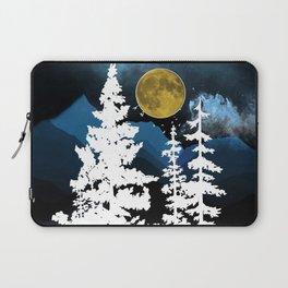 Full Moon Rising II Laptop Sleeve