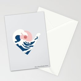 Wave of Love Stationery Cards