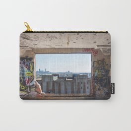 Abandoned Stockyard Carry-All Pouch