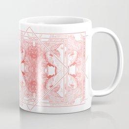 The Willow Pattern (Rose variation) Coffee Mug