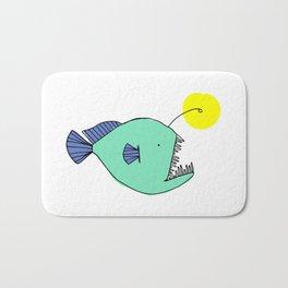 Deep Sea Anglerfish Bath Mat