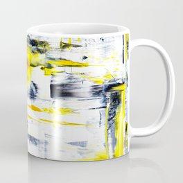 Bumble Bee Abstraction Coffee Mug