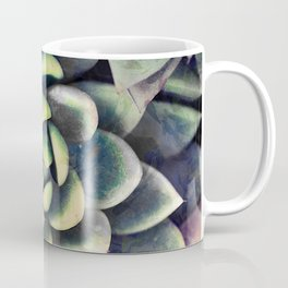 Green & yellow succulent Coffee Mug