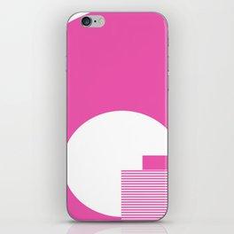 Cherry Blossom Time, Companion Piece iPhone Skin