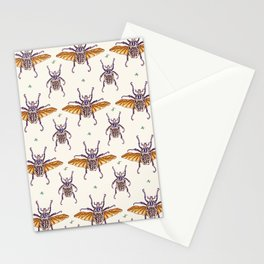 flying Goliathus Stationery Cards