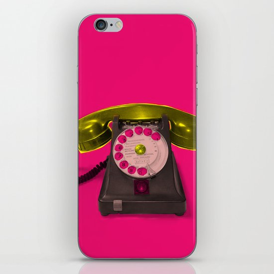 Booty Call Marylin 2 iPhone & iPod Skin