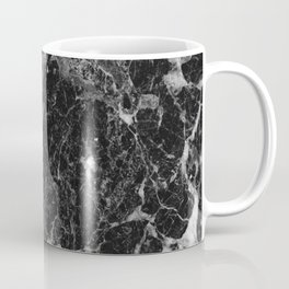 Campari - black marble Coffee Mug