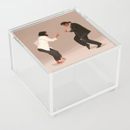 Pulp Fiction Twist Acrylic Box