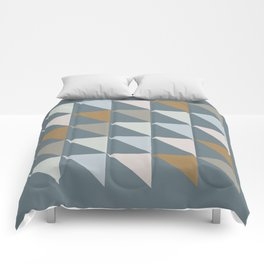 Triangulos Comforters