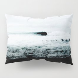 Dark Water Pillow Sham