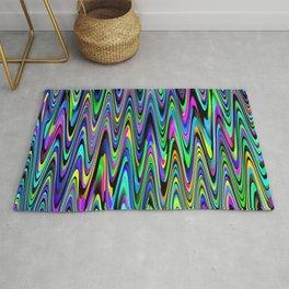 Zigzag Brights Rug